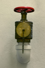 fire water valve