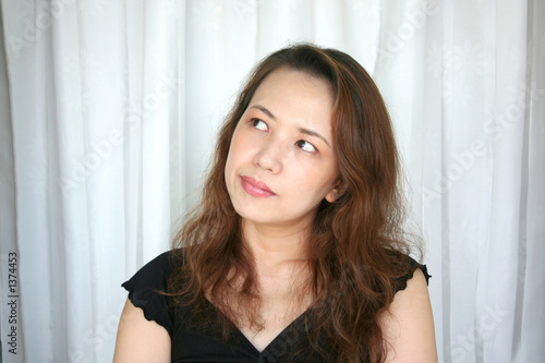 woman angry expression