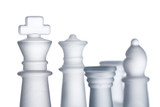 chess formation poster