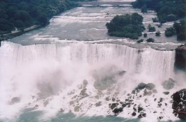 niagara falls - american falls view 2