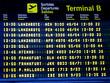 airport display panel 2