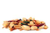 thai nut mix poster