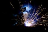 welding poster