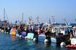 bateau de pêcheur - 1380216