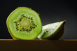 still life with kiwi fruit