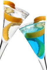 coctel con limon