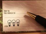 idea money poster