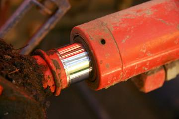 piston horizontal