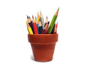 pot de crayon