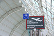 airport sign - 1391674