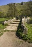 england derbyshire peak district national park poster