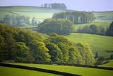 england derbyshire peak district poster