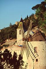 moulin d'allauch