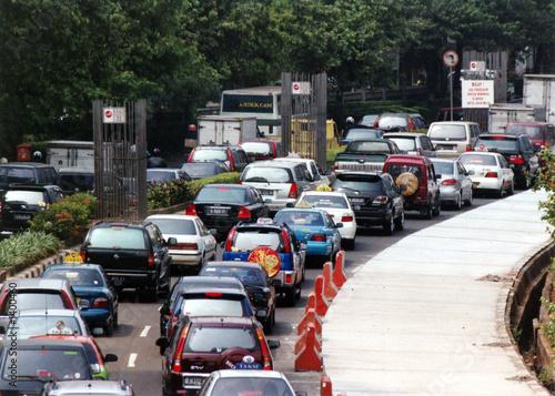 short essay on traffic hazards in karachi