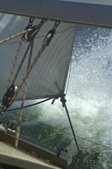 sailing. storm.
