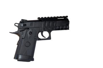 pistola negra