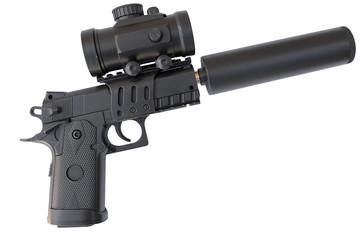 pistola completa