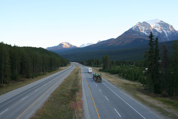 trans canadian highway