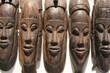 Leinwandbild Motiv afrika