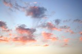 Fototapety pink clouds