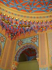 moorish a hall,nikolaev palace,st.petersburg