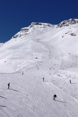 alpine downhill