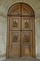 abbazia di chiaravalle door