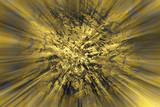 grunge explosion poster
