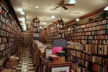 antiquarian bookstore