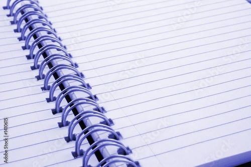 poster of note pad