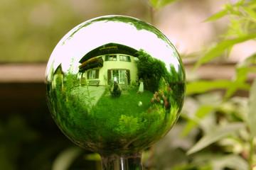 bulle de jardin