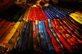 thailand, handicrafts: sericulture poster
