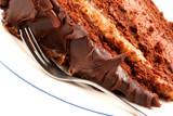 chocolate mud cake poster