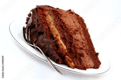 poster of chocolate mud cake #2