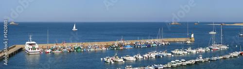 port de l'ile de houat