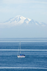 vancouver, bc, mount baker, volcano
