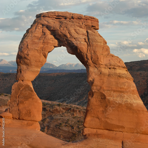 delicate arch, arches national park,utah/arizona, poster