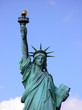 Leinwanddruck Bild - statue of liberty