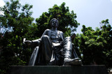 india, chennai: university poster