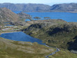 beautiful natural landscape in norway