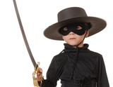 zorro of the old west 3 poster