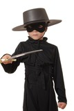 zorro of the old west 4 poster