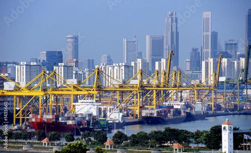 port of singapore - 1435660