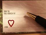 romance finance poster