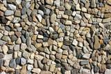 stones mosaic poster
