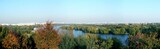 moscow autumn panorama poster