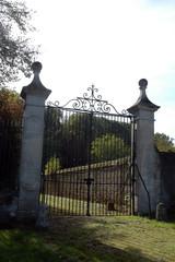 portail de château