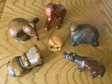 alien - wooden toys poster