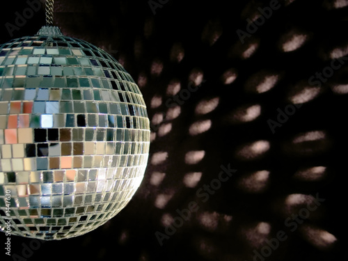 disco ball reflections - 1447630