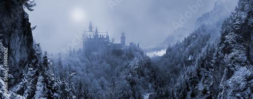 Leinwandbild Motiv castle